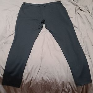LC zip and  Button point pants